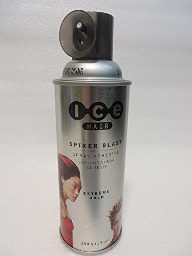 Blast Spray Adhesive (Joico ICE Spiker Blast Spray Adhesive Extreme Hold 10 oz)