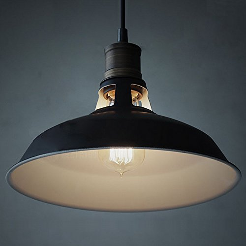 Lighting Vintage Industrial Edison Metal Hanging Light Art