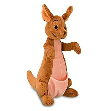Disney Winnie the Pooh Kanga Plush Toy 9.5 Inch Tall