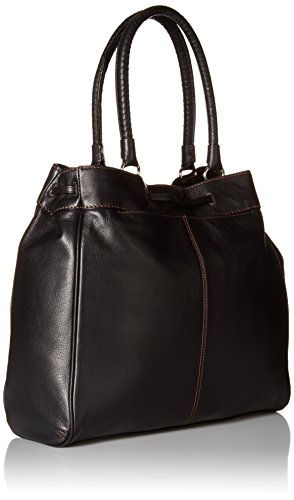 Drawstring Haan Black Tote Loveth Cole SafwqRCEq