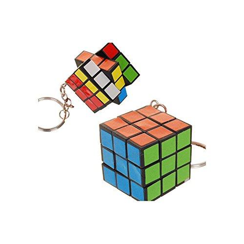 Shopadicted - Llavero Cubo Mágico