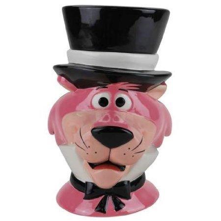 Westland Giftware Snagglepuss Cookie Jar Hat Cookie Jar