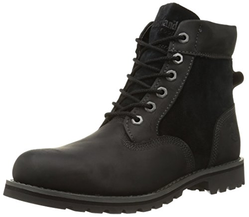 Timberland Larchmont Ftm_larchmont Boot 6po Wp, Les Bottines Hommes Noir