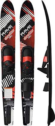 RAVE Sports 02397 Junior Shredder Combo Water Skis