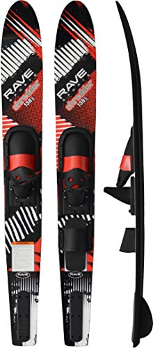- RAVE Sports Shredder Trainer Combo Water Skis