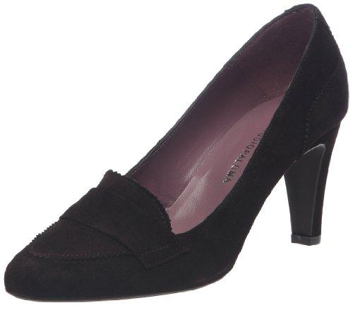 Marrón cuero vestir Braun STUDIO para Zapatos de mujer PALOMA de 4XzxAwfq8