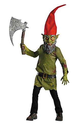 Disguise Boys Wicked Troll Kids Child Fancy Dress Party Halloween Costume, M (7-8) -