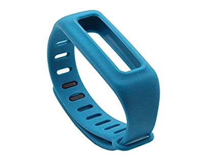 HONECUMI Colorful Replacement Bands Strap Fitbit One Accessories(No Tracker)