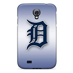 Great Hard Phone Covers For Samsung Galaxy S4 With Support Your Personal Customized Nice Detroit Tigers Series DannyLCHEUNG
