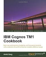 IBM Cognos TM1 Cookbook Front Cover