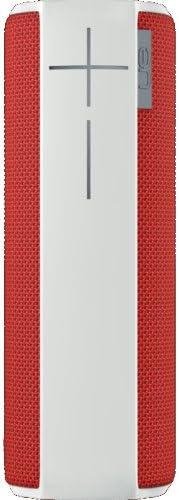 UE BOOM - Altavoz portátil de 12 W (Bluetooth, NFC, USB), color rojo y blanco