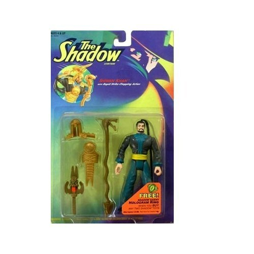 (Kenner The Shadow Shiwan Khan Action Figure)