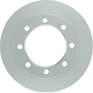 Bosch 20010357 QuietCast Premium Disc Brake Rotor For Ford: 1976-1996 F-250, 1979-1994 F-350; Front