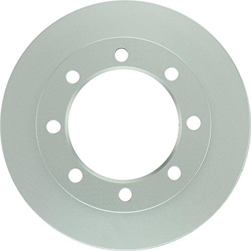 Bosch 20010357 QuietCast Premium Disc Brake Rotor, Front