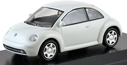 1/64 VW ニュービートル 1999(ホワイト) KS07050A10