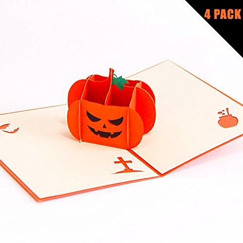 Pumpkin Halloween Card - 8