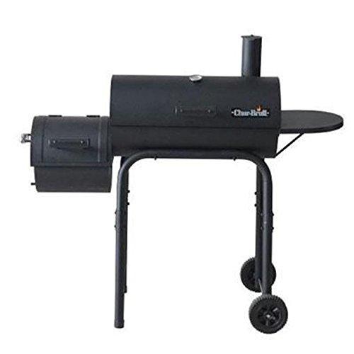 Char-Broil 12201570 CB American Gourmet Smoker Blk /RM#G4H4E54 - Smoker American Gourmet