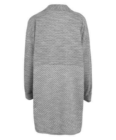 LemonGirl Mujer Suéter Tipo Cardigan De Manga Larga con Bolsillo Sweater   Amazon.es  Ropa y accesorios afc5c638879c