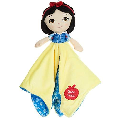 KIDS PREFERRED Disney Baby Snow White Plush Stuffed Animal Snuggler Blanket