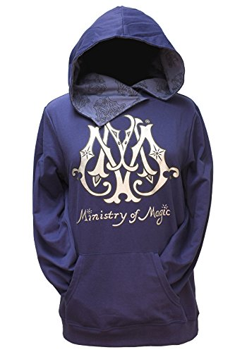 Harry Potter Ministry Of Magic Cowl Neck Hoodie