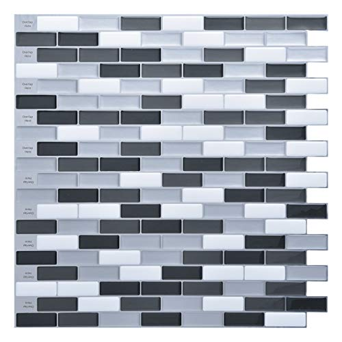 Art3d Peel and Stick Wall Tile f...