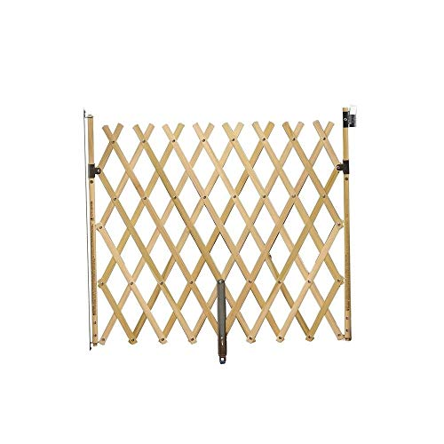 GMI Keepsafe 36″ Wood Expansion Gate Made in USA by GMI