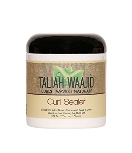 - Taliah Waajid Curls, Waves and Naturals Curl Sealer, 6 Ounce