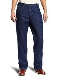Key Apparel Men's Big-Tall Fire Resistant Denim Jean, Denim, 44x30