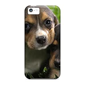 New Shockproof Protection Cases Covers For Iphone 5c/ Dogs Beagle Cases Covers