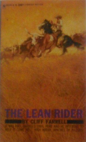 The Lean rider pdf epub