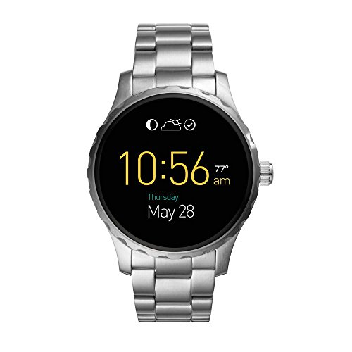 Smartwatch Fossil Q Feminino Prata - Ftw2109/1ci