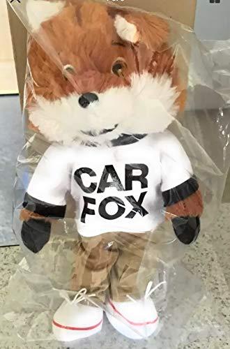 Show Me the Car Fax Car Fox Plush - 10 Inches Tall ()