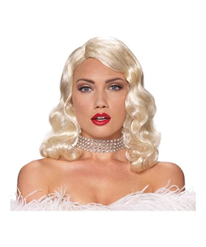 Mario Screen Siren Adult Wig (Wig Brown Siren)