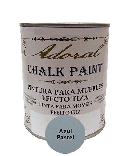 3 opinioni per AdoralChalk Paint- Vernice a gesso per mobili, 750 ml