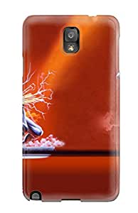 Durable Iron Maiden Back Case/cover For Galaxy Note 3