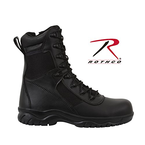 Rothco Side Zip-Composite Forced Entry Tact Boot, 13