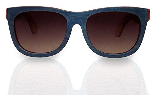 skate de bois soleil en board Lunettes bleu q7w8xx