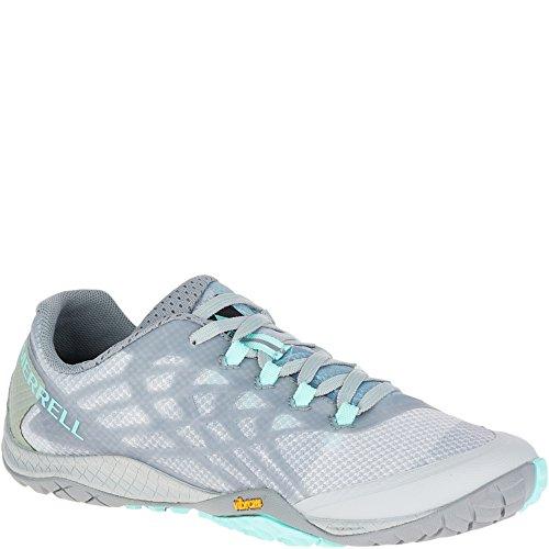 Merrell Women's Glove 4 Trail Runner,High Rise,5 M US