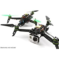 Quanum Trifecta Tricopter Multirotor Racing Frame Kit with Power Distribution Board and Metal Gear Control Servo
