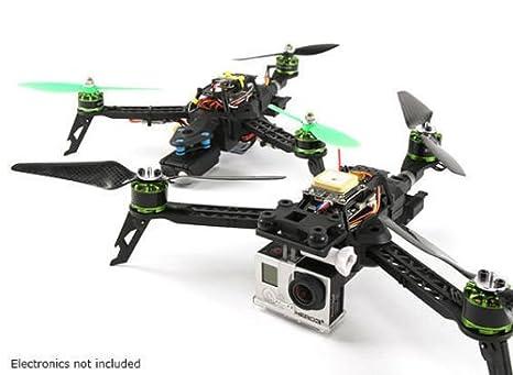 Amazon.com: Quanum Trifecta Tricopter Multirotor Racing Frame Kit ...