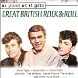 As Good As It Gets - Great British Rock & Roll By Various Artists (2001-02-19)