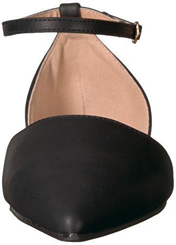 Ria Womens Black Brinley Brinley Co Flat Ballet Co qRIt54w0