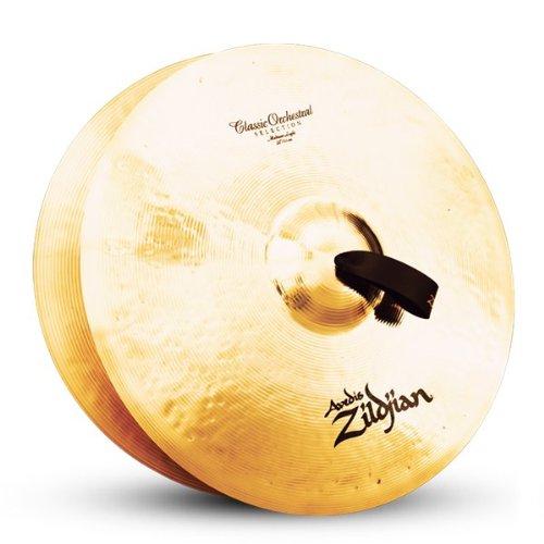 (Zildjian A Classic Orchestral Medium Light Crash Cymbal Pair 20 in.)