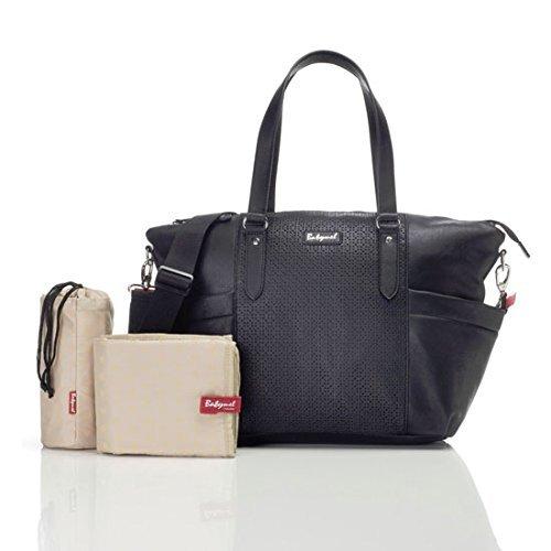Babymel Anya Diaper Bag, Black