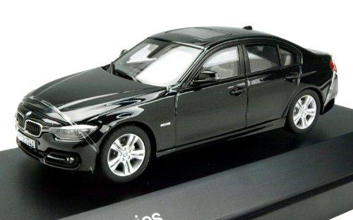 1/43 BMW 3シリーズ F30 ブラックサファイア 左ハンドル PA-91014