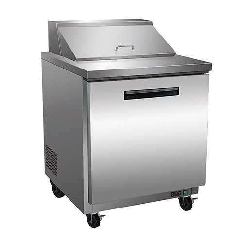 Refrigerated Salad Prep Table - Kratos Refrigeration 69K-769 29