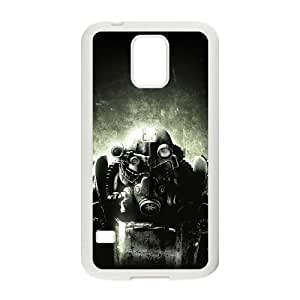 fallout 3 Samsung Galaxy S5 Cell Phone Case Whitepxf005-3772315
