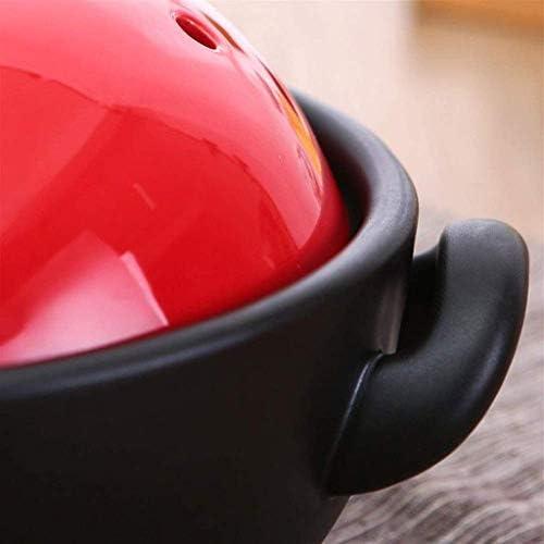 WZLJW Simple et Durable SBWFH Casserole - Cuisinière à gaz Cuisinière à gaz Ménage spécial Céramique torréfier Cocotte ggsm