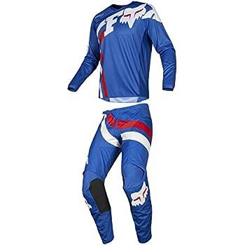 Amazon.com: Fox Racing 2019 180 PRZM Jersey and Pants Combo ...