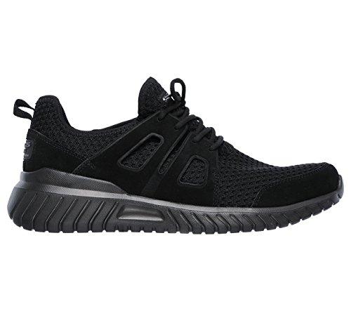 Cordones Skechers Sin Flex negro Negro Hombre Para Zapatillas Elite xFFIrwqgZ